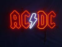 ACDC AC DC neon verlichting decoratie lamp rockband | Americanshop