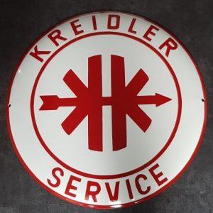 KREIDLER SERVICE EMAILLEN RECLAME BORD